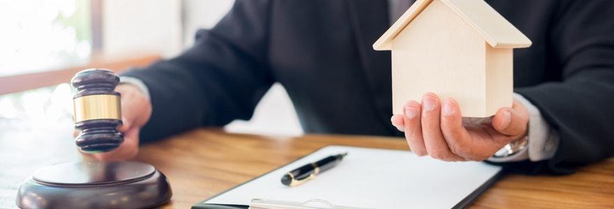 Successions immobilières frais de succession